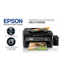 Printer Epson L565 (Print Scan Copy Fax F4)
